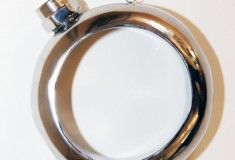 Cynthia Rowley's 'Flask Bangle' encourages fashionable drinking
