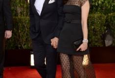 Daniel Craig and Rachel Weisz at the 70th Annual Golden Globe Awards