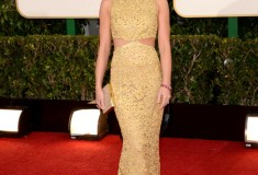 Emily Blunt at the 70th Annual Golden Globe Awards