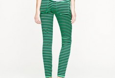 Haute buy: J. Crew Toothpick Jean in Stripe