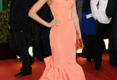 Jessica Alba at the 70th Annual Golden Globe Awards