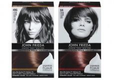 Get haute hair with John Frieda Precision Foam Color