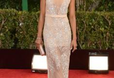 Kerry Washington at the 70th Annual Golden Globe Awards