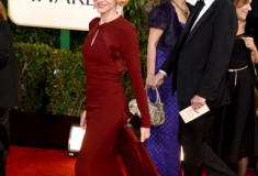Naomi Watts at the 70th Annual Golden Globe Awards