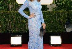 Nicole Richie at the 70th Annual Golden Globe Awards