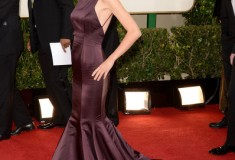 Taylor Swift at the 70th Annual Golden Globe Awards