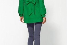 Winter's not over yet – check out these 13, ladylike bow coats to keep you looking chic in the chilly weather!
