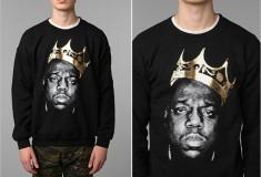 Haute buy: 'Biggie King of NYC' Crew Sweatshirt