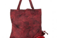 Haute buy: Valentino Rose-appliqué printed twill shopper