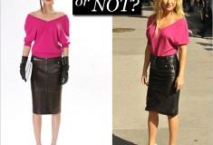 Haute or not: Kate Hudson in Michael Kors Pre-Fall 2013