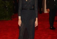 "Chloe Sevigny in Proenza Schouler and Repossi jewelry ""PUNK: Chaos To Couture"" Costume Institute Gala"
