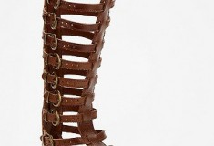 Ask What's Haute: Help me find affordable, knee-high gladiator sandals!