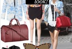Get her haute look: Olivia Palermo in Tibi, Kelly Wearstler, Zara & Louis Vuitton