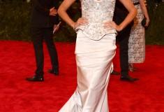 "Heidi Klum ""PUNK: Chaos To Couture"" Costume Institute Gala"