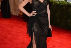 "Jennifer Morrison ""PUNK: Chaos To Couture"" Costume Institute Gala"