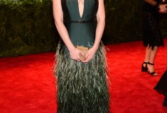 """Kirsten Dunst """"PUNK: Chaos To Couture"""" Costume Institute Gala"""