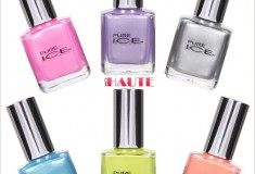 Haute buy: Pure Ice nail enamels