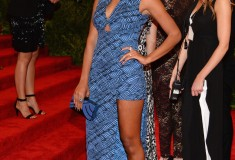 """Solange Knowles in Kenzo """"PUNK: Chaos To Couture"""" Costume Institute Gala"""