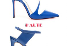 Splurge vs. Steal: Christian Louboutin 'June' Kid D'orsay Leather Pumps vs. Zara Pointed Vamp Shoes with Ankle Strap