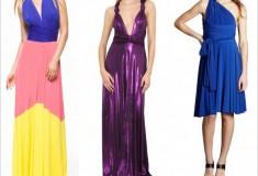My style: Von Vonni Transformer dress + see 10 ways to wear it! [VIDEO]