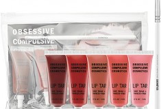 I'm obsessed with Obsessive Compulsive Cosmetics' 100% vegan and cruelty-free Lip Tars!