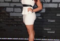 Deena Cortese attends the 2013 MTV Video Music Awards