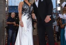 Jenni 'Jwoww' Farley and Roger Mathews at the 2013 MTV Video Music Awards
