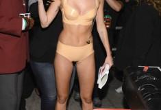 Miley Cyrus at the 2013 MTV Video Music Awards