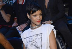 Rihanna, Niall Horan and Harry Styles at the 2013 MTV Video Music Awards