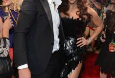 Robin Thicke and Paula Patton at the 2013 MTV Video Music Awards