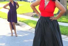 My style: All dressed up (in Von Vonni)