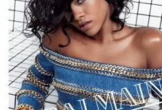 Rihanna is the new face of Balmain! [UPDATED]