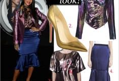 Get her haute look: Rihanna in Lanvin