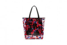 Peter Pilotto x Target Beach Tote red floral
