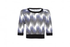 Peter Pilotto x Target Cropped Sweater