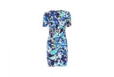 Peter Pilotto x Target Dress blue floral