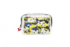 Peter Pilotto x Target Pouch yellow floral