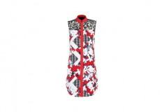 Peter Pilotto x Target Shirt Dress red floral