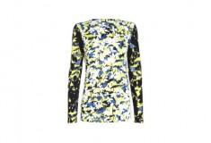 Peter Pilotto x Target Shirt green floral