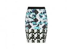 Peter Pilotto x Target Skirt floral check