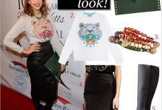Jessica Alba in Kenzo & ASOS – Get her haute look!