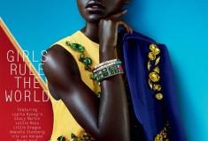 Lupita Nyong'o - Dazed & Confused