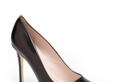 SJP by Sarah Jessica Parker Fawn Pump in black leather