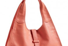 SJP by Sarah Jessica Parker New Yorker Leather Hobo