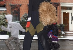 Rihanna vs. Noomi Rapace in Givenchy pre-Fall 2014: Who wore it better?
