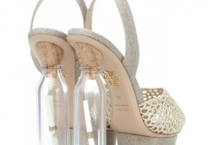 Haute buy: Charlotte Olympia SOS Message in a Bottle shoes