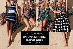 Banana Republic x Marimekko collection launches today!