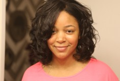 'How to Get Down' with my 'Curly Bob' using Frizz Ease products