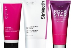 Winter Hand Care with Julep and Strivectin