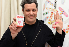 Haute and About: Isaac Mizrahi for BAND-AID launch party